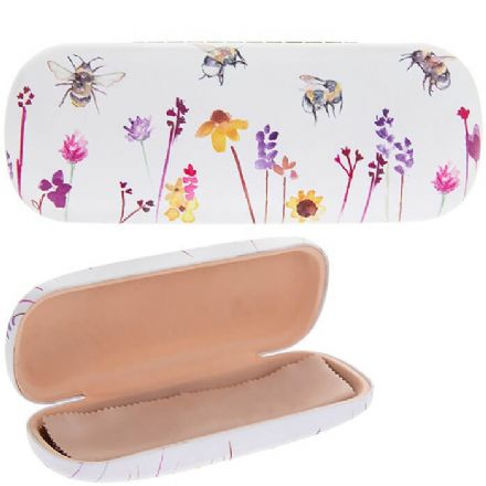 Busy Bees Hard Glasses Case